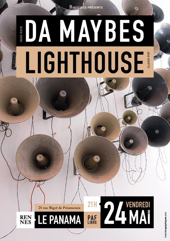 Concert w/ Lighthouse @ Le Panama - © chantiersgraphiques.com